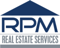 RPM Real Estate Services Logo